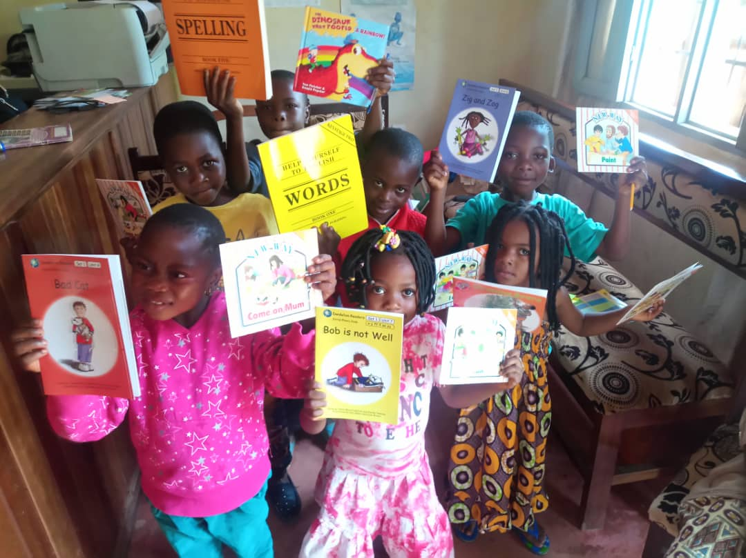 Support Education for Internally Displace Children.